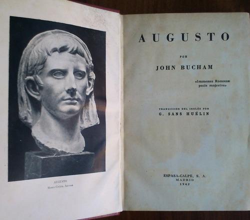 augusto - john bucham (roma)