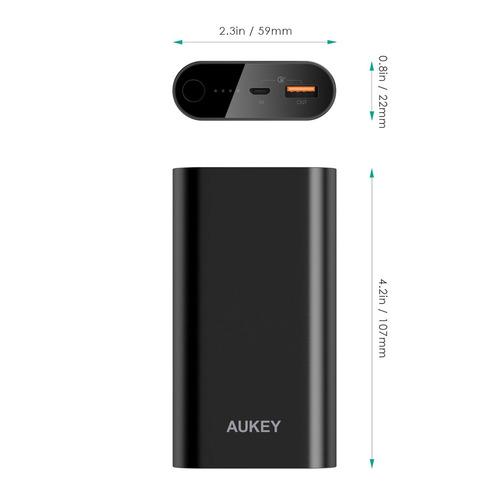 aukey 7000mah power bank