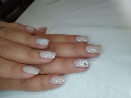 aula de manicure