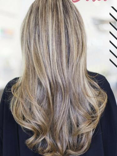 aula de mega hair