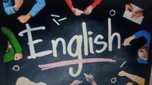 aula inglês