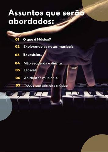aula particular de teclado.