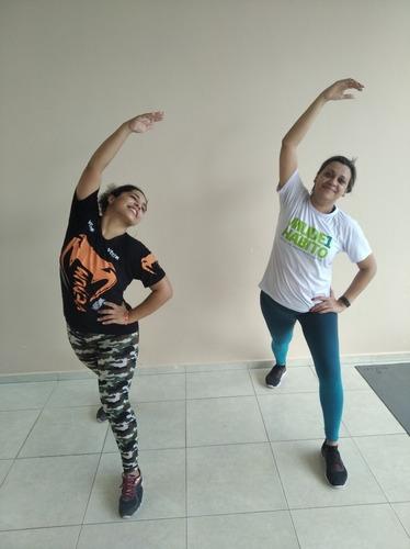 aulas aeróbica, funcional localizada e dicas de treino