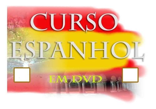 aulas de espanhol - curso em 8 dvds lt0