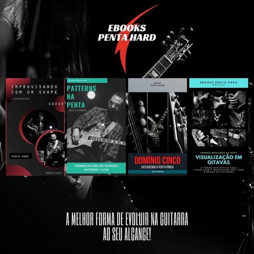 aulas de guitarra/violão hs guitar!