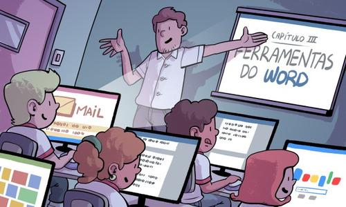 aulas de informatica