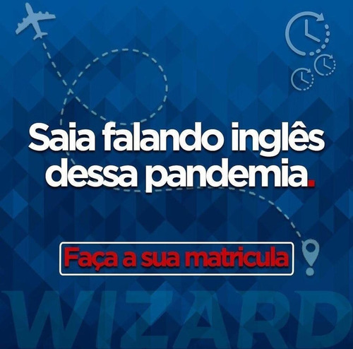 aulas de inglês by wizard marabá