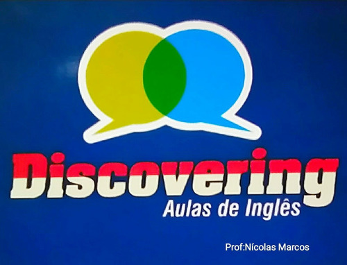 aulas de inglês discovering (material wizard)