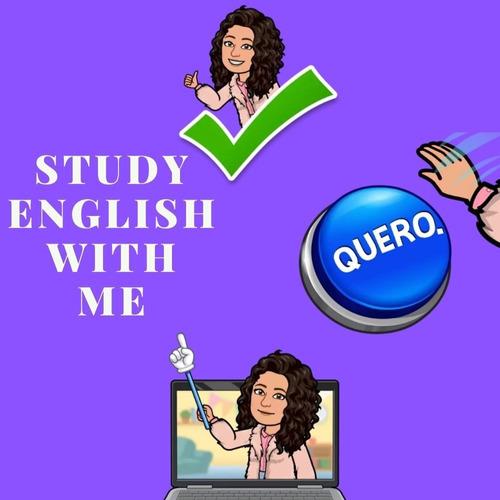 aulas de inglês particular online com professora gelma