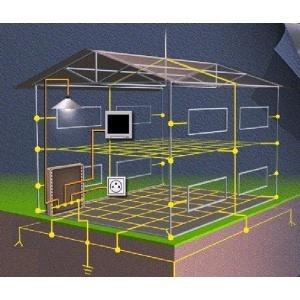 aulas de instalações elétricas residenciais curso 3 dvds s3p