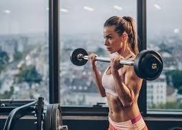 aulas de musculação online, treine em casa.