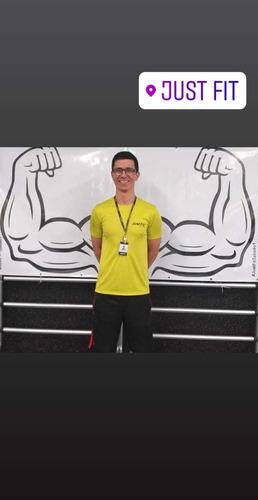 aulas de musculação,funcional,natação.