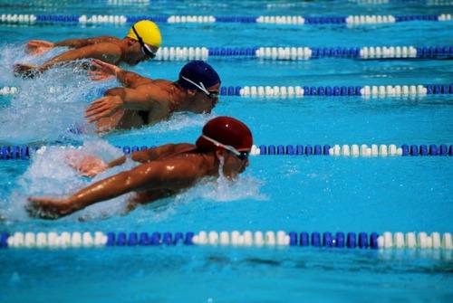 aulas de natação curso em 3 dvds b4df