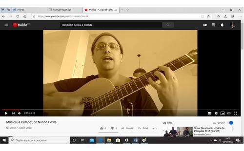 aulas de violão on-line na quarentena