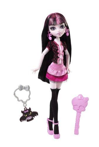 aulas monster high draculaura doll