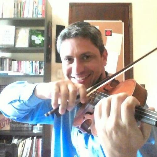 aulas on-line de violino