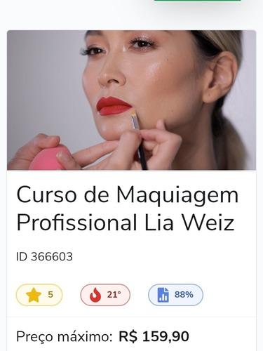 aulas online completas de maquiagem profissional