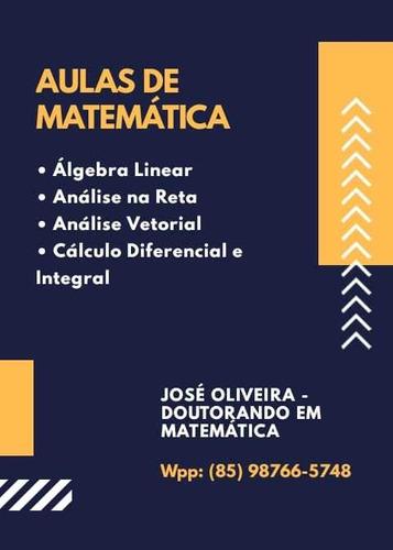 aulas online de matemática de todos os níveis