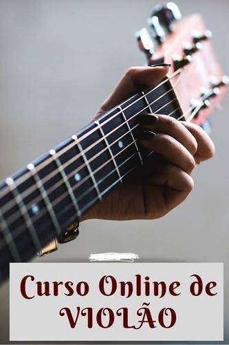 aulas online de violão/guitarra e teoria musical
