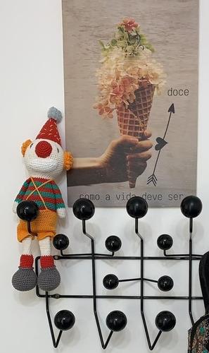 aulas particulares - amigurumi - bonecos em croche