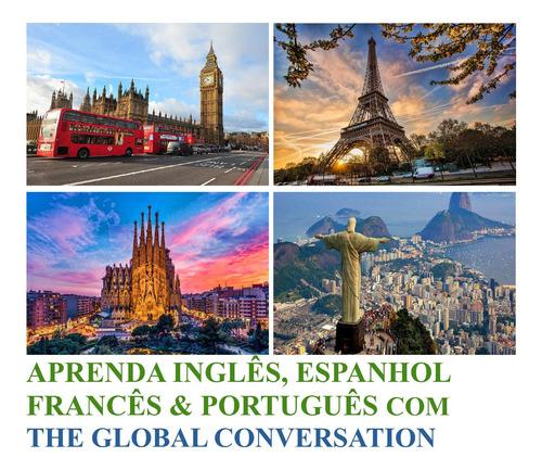 aulas particulares de idiomas