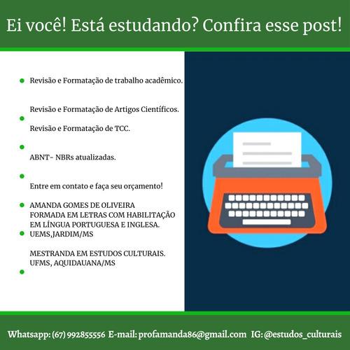 aulas particulares de inglês e literatura