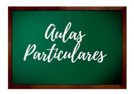 aulas particulares de língua portuguesa e redação