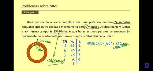 aulas particulares de matemática.