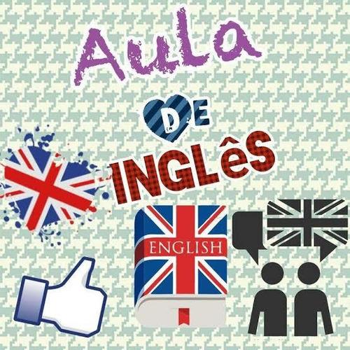 aulas particulares online de inglês
