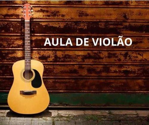 aulas violão