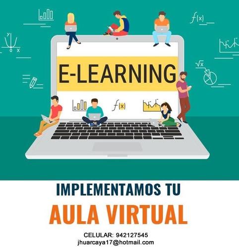 aulas virtuales huancayo