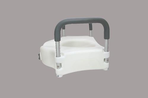 aumento extencion para wc baño seguro apoya brazos drive
