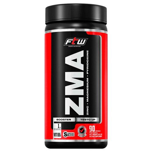 aumento libido homens & mulheres zma - ftw - 90 cápsulas