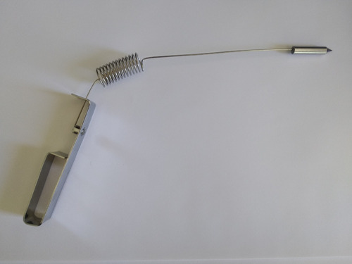 aurameter /aurímetro metal + pêndulo egipcio radiestesia