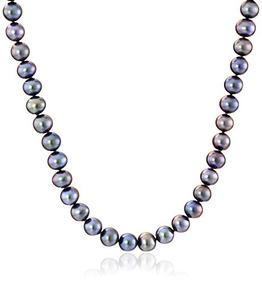 3455be9155e2 Vendo Collar De Perlas Cultivadas Con Broche De Oro - Joyería en Mercado  Libre México