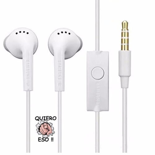 auricular 100% original samsung manos libres mic j7 j5 j2 j3