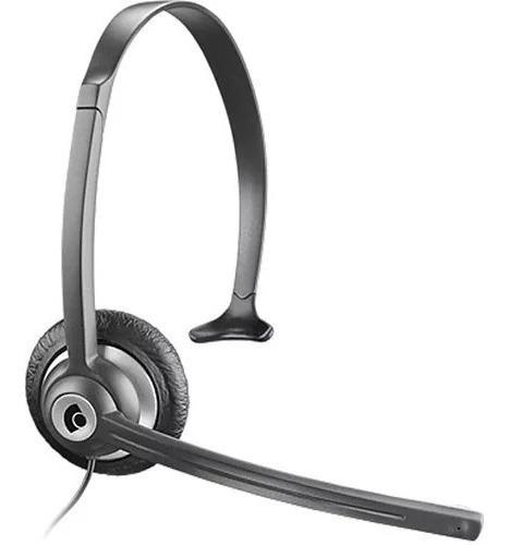 auricular alambrico plantronics m214c 2.5mm 69056-11 m214c