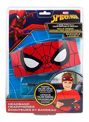 auricular antifaz spiderman - mf shop