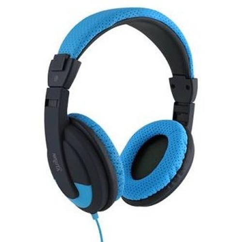 auricular - au16 - ps4/pc/celular - azul - ns-au16a