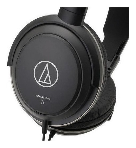 auricular audio technica ath avc200 de vincha ajustable