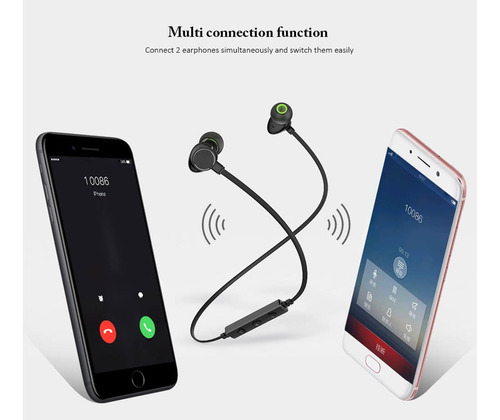 auricular bluetooth awei wt30 magnetic sports