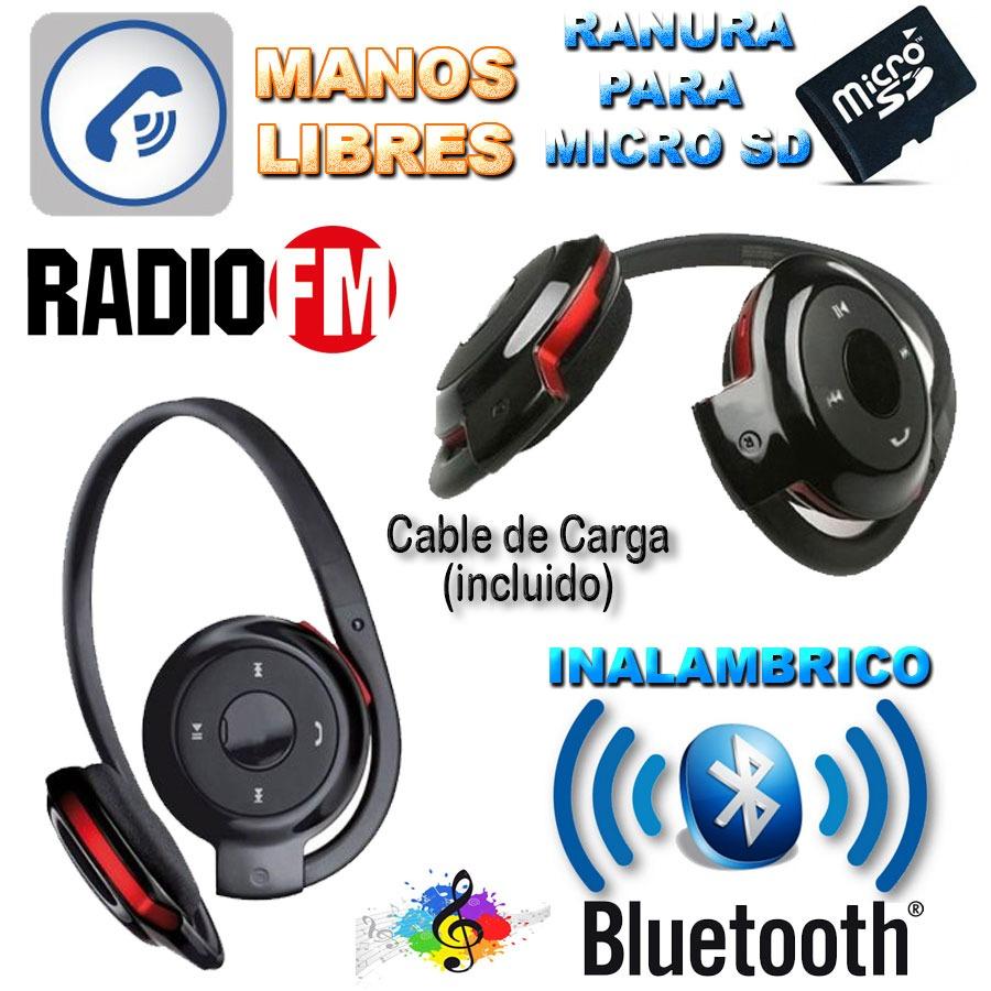 c0cdef548f3 Auricular Bluetooth Bh-503 Manos Libres Micro Sd Fm Oferta - $ 689 ...