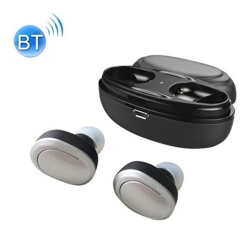 auricular bluetooth binaural inalámbrico estéreo t12 tws