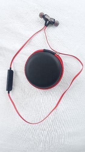 auricular bluetooth cable flexible parquer bh-m6