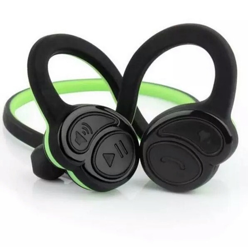 auricular bluetooth deportivo impermeable multimedia