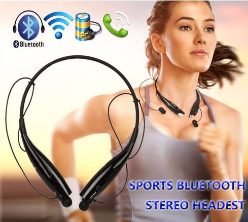 auricular bluetooth  hv-800 - negro