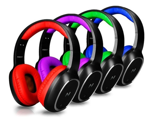 auricular bluetooth noga bt469 manos libres celular pc