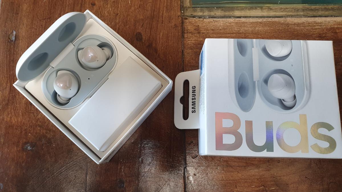 eaf37013190 Auricular Bluetooth Samsung Original Galaxy Buds 2019 - $ 9.400,00 ...