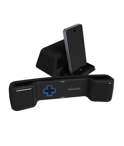 auricular bluetooth swissvoice bh01-i - por caja