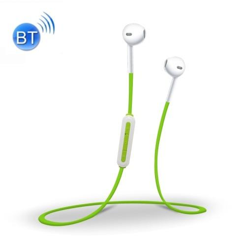 auricular bluetooth x7 inalambrica para estereo verde